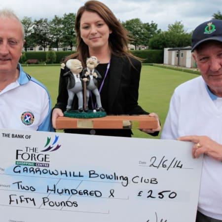 Garrowhill Bowling Club