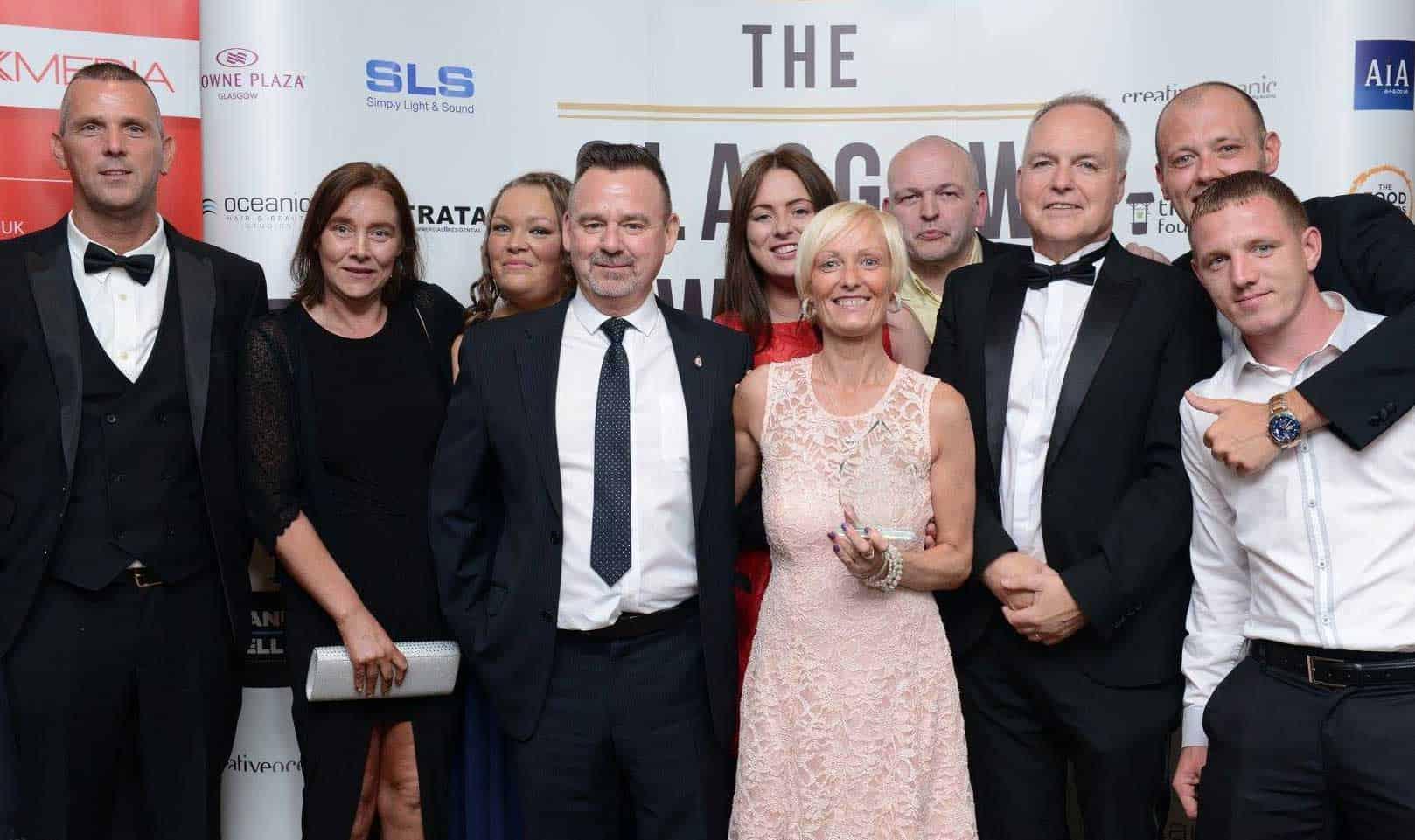 Glasgow Awards 2017