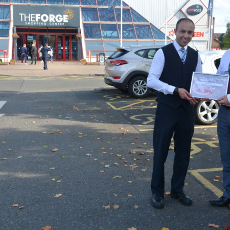 Disabled Parking Accreditation Award