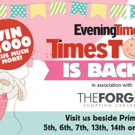 Times Tots Competition 2017