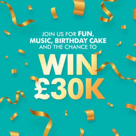 Win £30K with the Forge Birthday Box