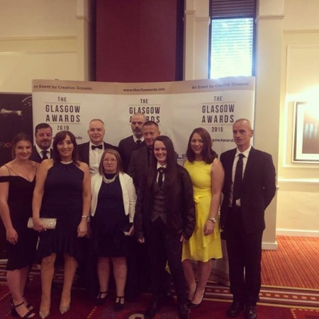 Glasgow Awards 2019