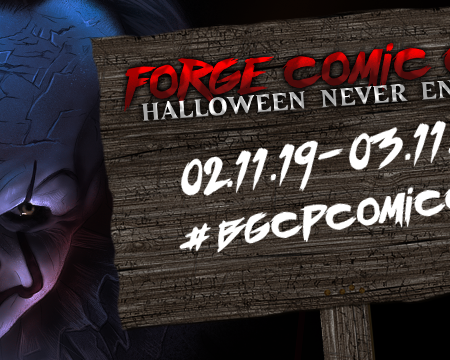 Halloween Never Ends – Forge Comic Con Returns