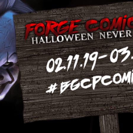 Forge Comic Con