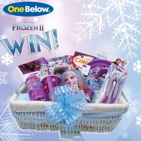 One Below Frozen Giveaway